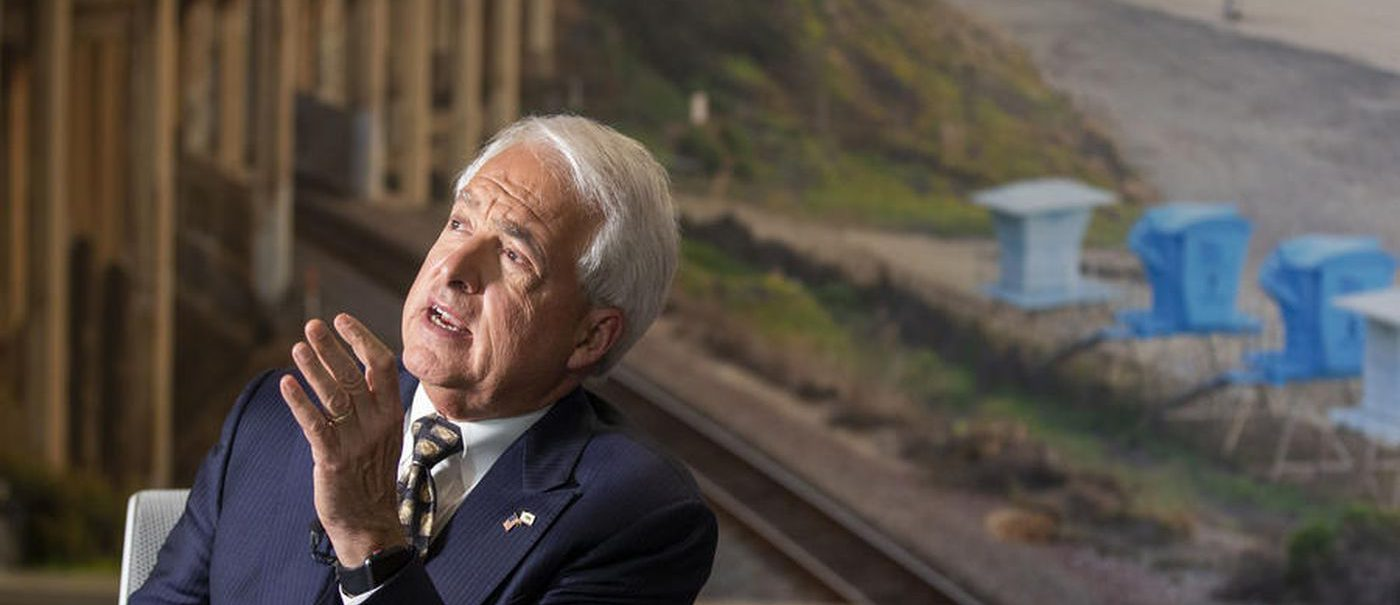 John Cox says Trump will campaign for him in California governor's race