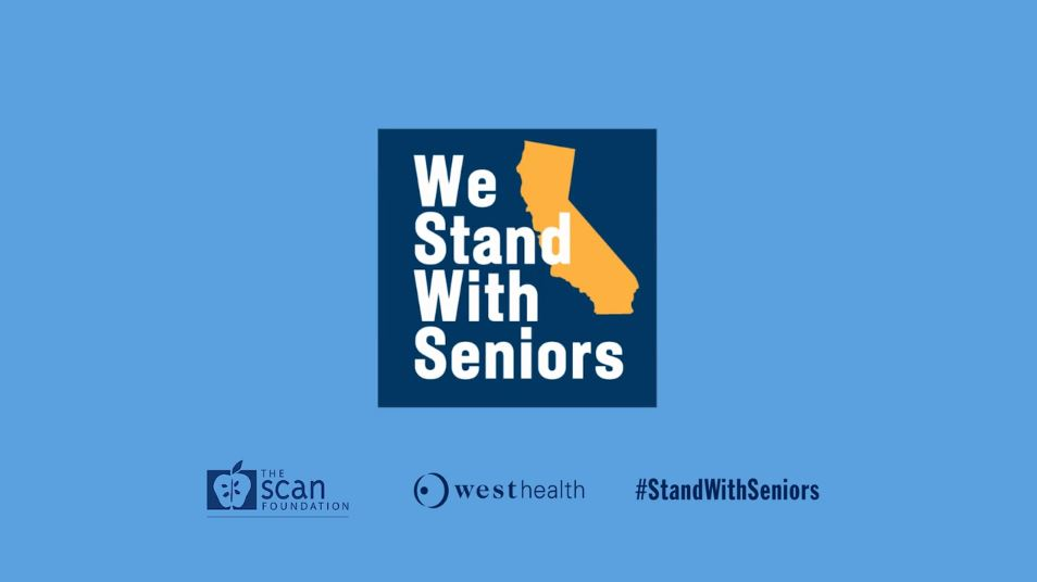 We Stand With Seniors… Will You?