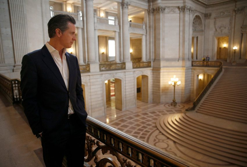 How Gov-Elect Gavin Newsom could shape California's future, issue by issue