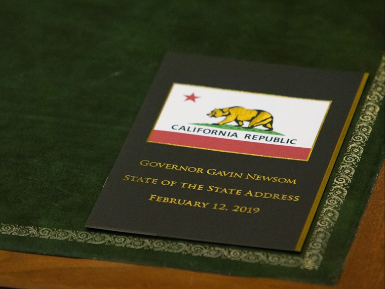 What You May Have Missed In Gov. Newsom's State Of The State