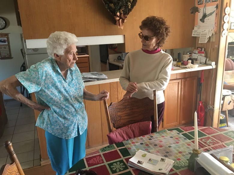 Loneliness And High Rent Prompt California Seniors To Look For Roommates